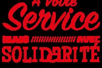 A votre service mais avec solidarité