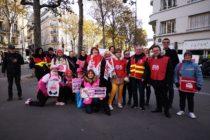 Journée de grève pour les assistants maternels